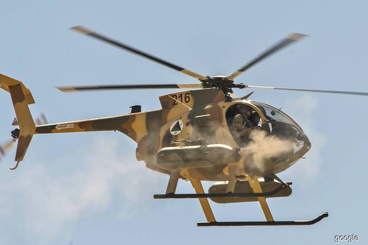MINDEF lodges report with MACC over non-delivery of helicopters worth RM300m