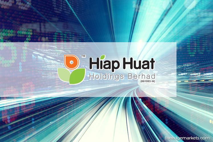 Stock With Momentum: Hiap Huat Holdings