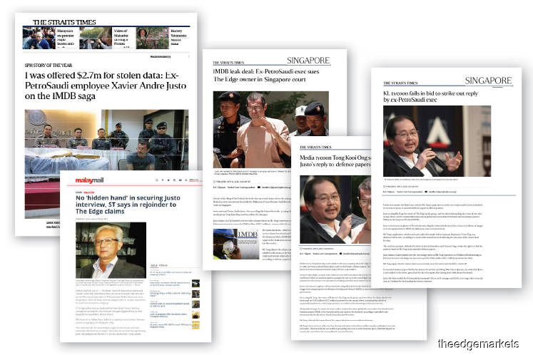 The Edge Malaysia Investigative Reports on 1MDB: Hidden hands, spin and the truth