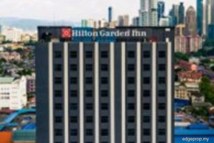 Hilton Garden Inn hotels on Jalan TAR flipped for RM240m — report