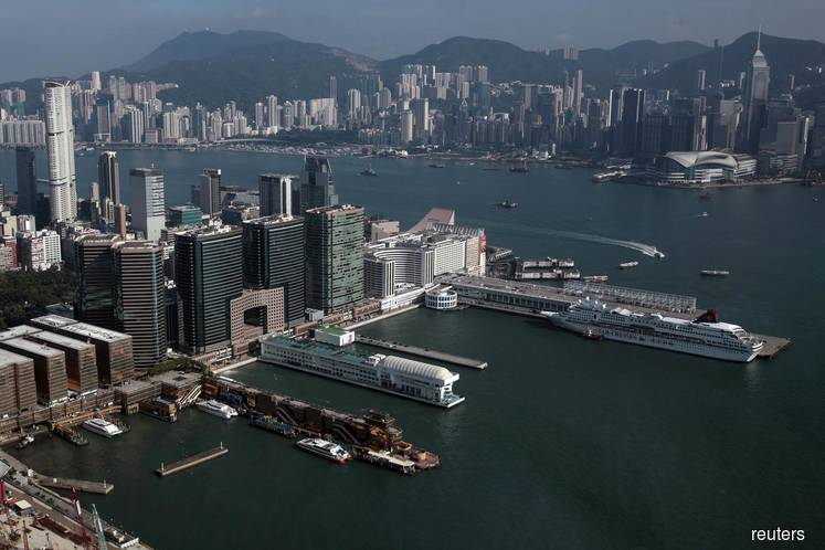 Hong Kong business activity contracts at fastest pace in 21 years