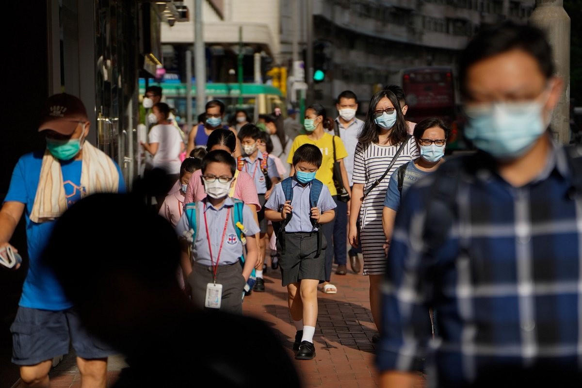 Hong Kong to resume face-to-face school classes by late September