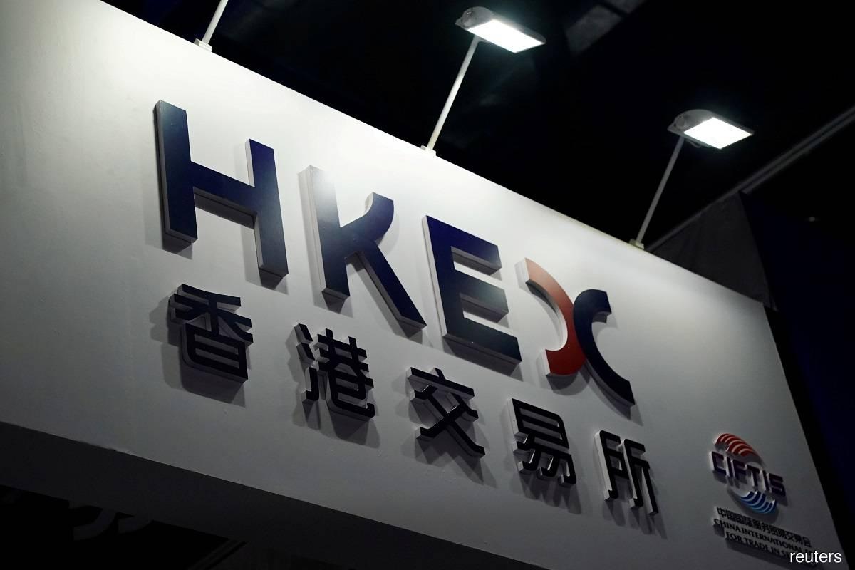 Hong Kong exchange operator 2020 profit soars on higher trading volumes