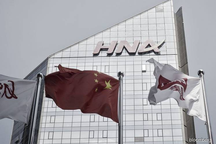 China nears takeover of HNA Group as Covid-19 hits business