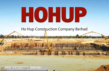 Ho Hup wins RM21.6m subcontract for soil improvement work at RAPID