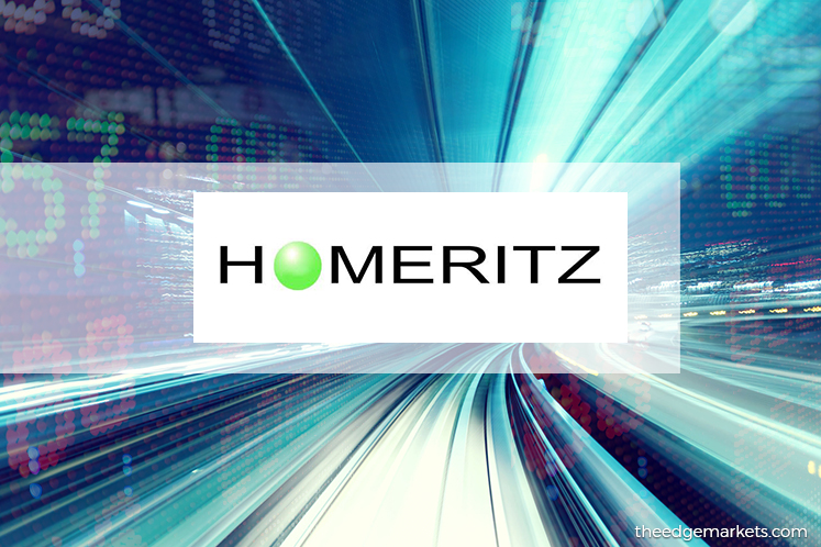 Stock With Momentum: HOMERITZ Corp