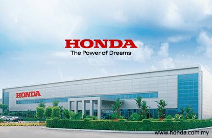 Honda Malaysia says 'no panic' to raise prices in Malaysia