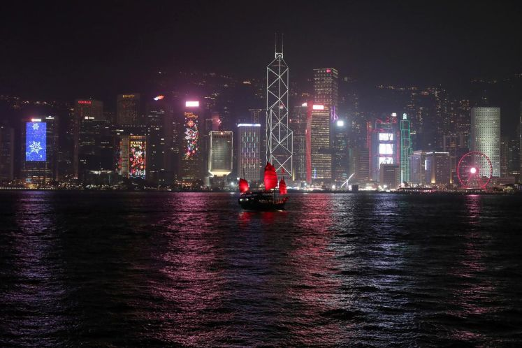 US may now need to treat Hong Kong like China - White House adviser