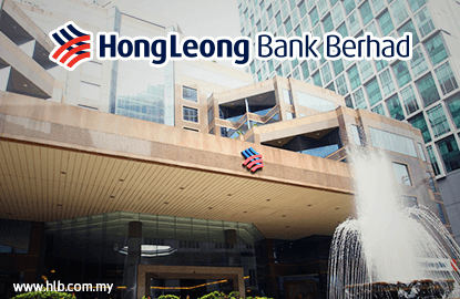 Hong Leong Bank's 1Q revenue up at RM1.02b