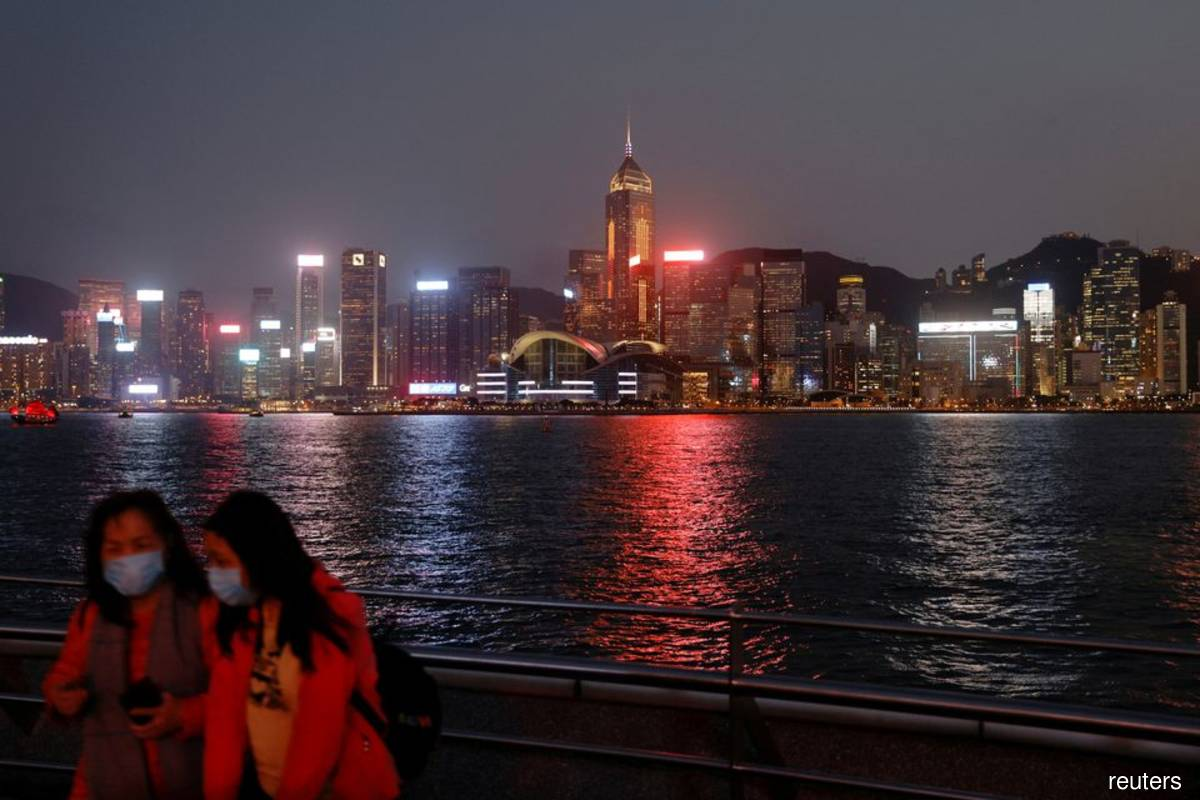 Hong Kong banks have limited exposure to stressed Chinese developers - regulator