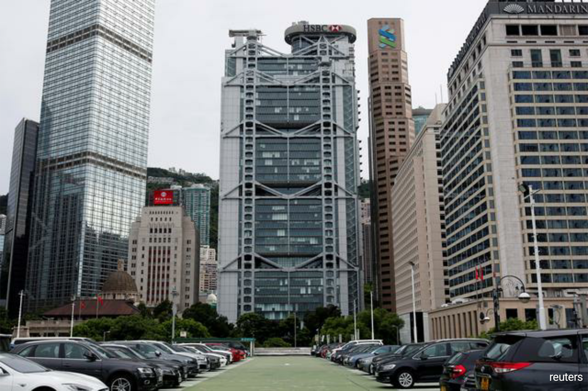 """Europe's largest bank is a possible candidate for China's """"unreliable entity list"""" that aims to punish firms, organizations or individuals that damage national security, the Communist Party's Global Times newspaper reported Saturday. (Photo by Reuters)"""