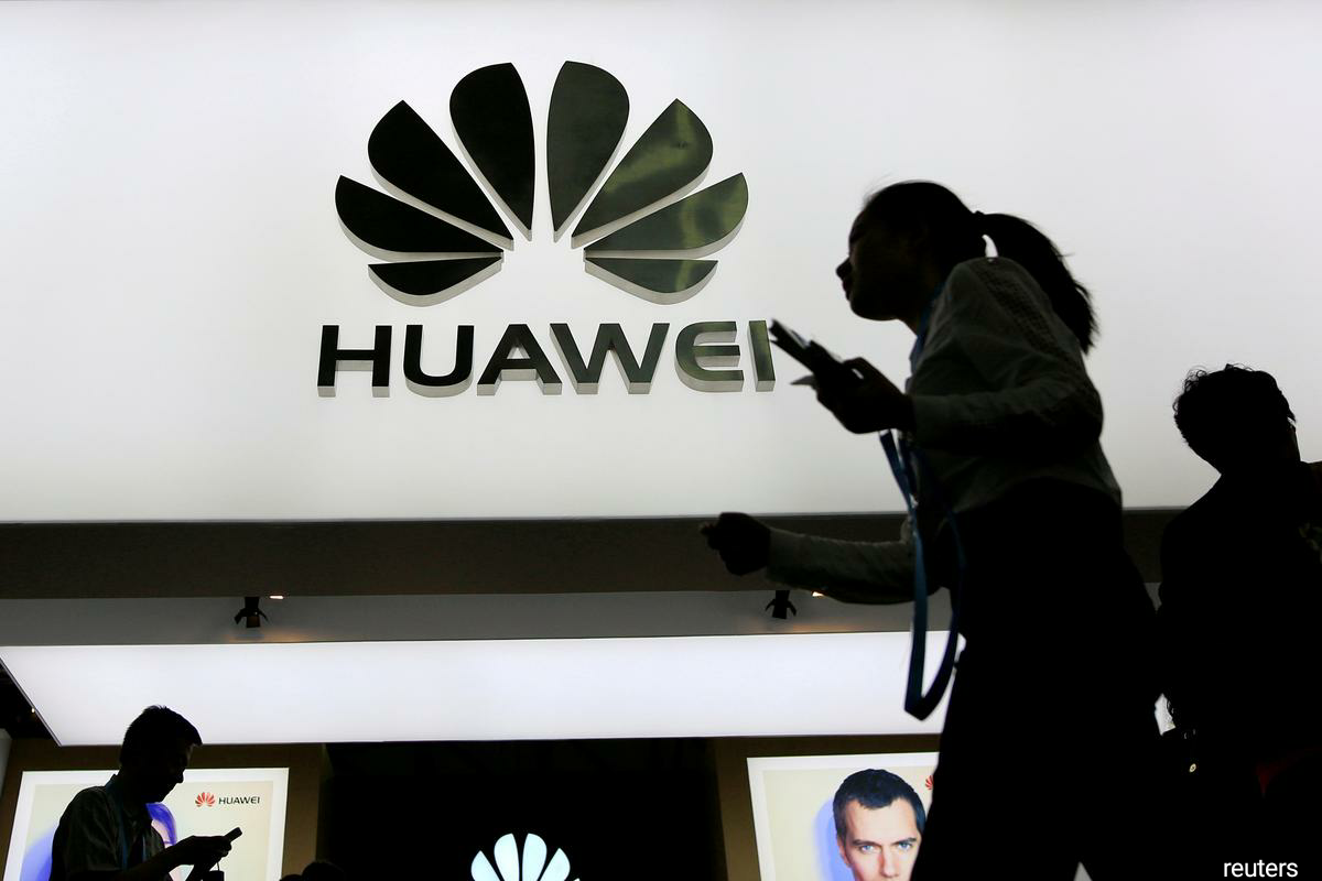 Huawei's nine-month revenue growth slows as U.S. restrictions bite