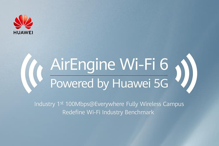 Amp up with Huawei's new AirEngine Wi-Fi 6
