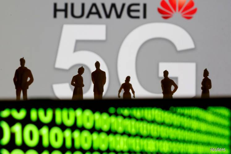 Huawei and Deutsche Telekom held advanced talks over 5G network deal — sources
