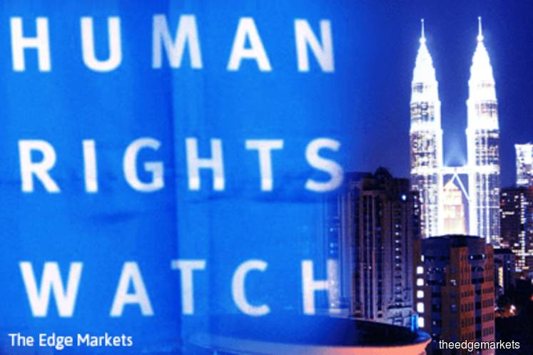 Human Rights Watch: Jho Low happy to benefit from human rights abuses when it suited his personal interests