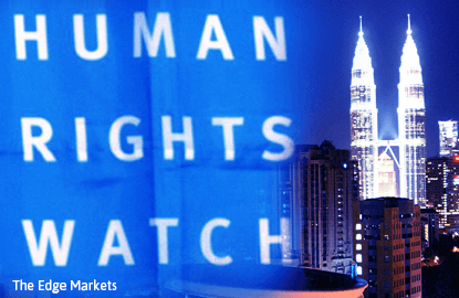 Malaysia's human rights deteriorated further in 2015, says rights watchdog