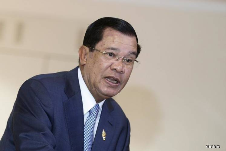 Cambodia PM dismisses EU sanctions threat, says Brexit will limit impact