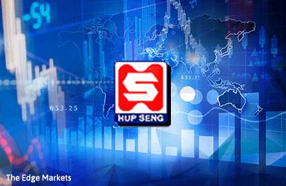 Stock With Momentum: Hup Seng Industries