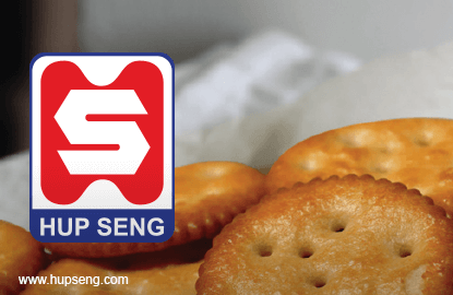 Hup Seng's 2Q net profit jumps 49% on higher biscuit margins