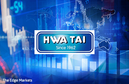 Stock With Momentum: Hwa Tai Industries