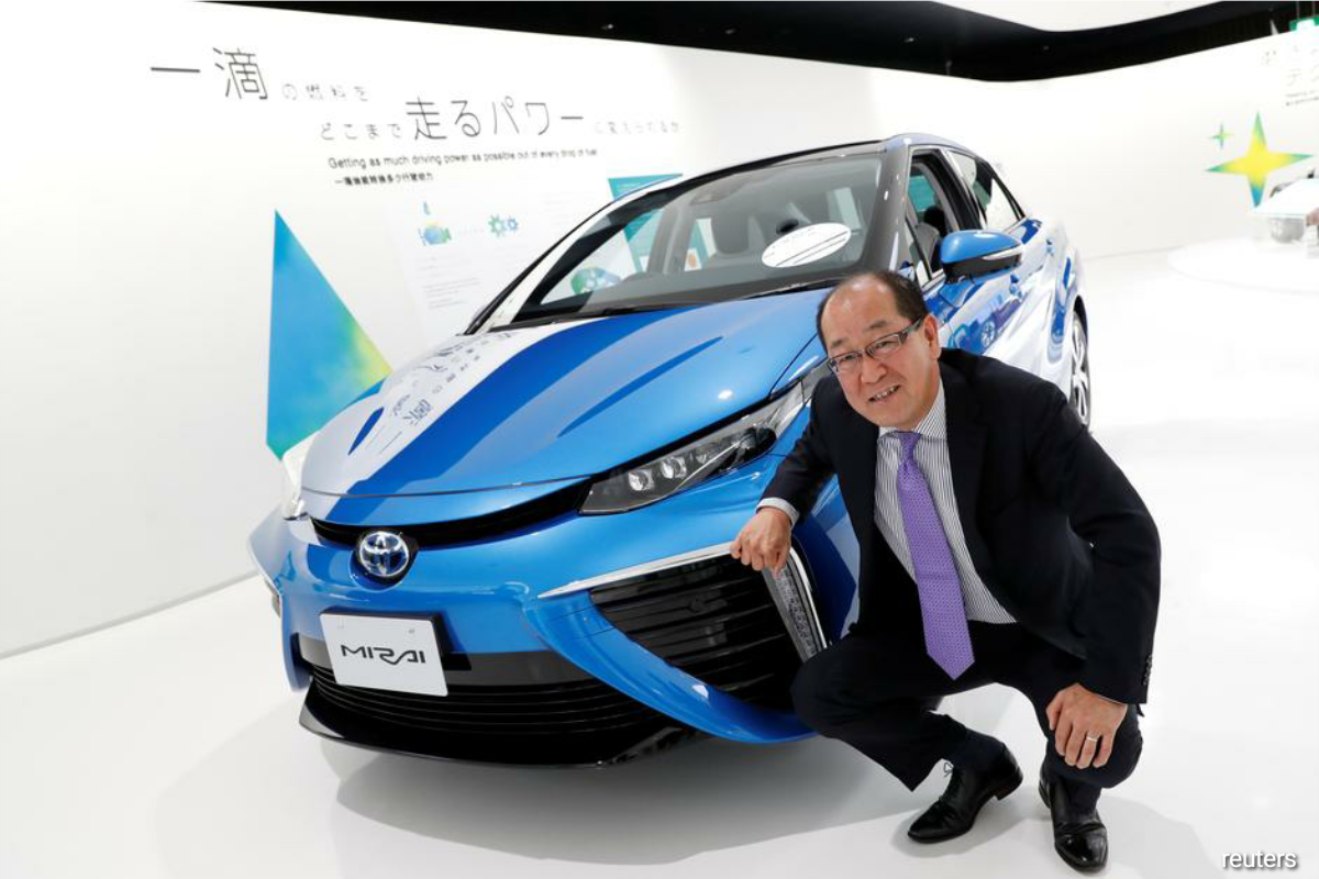 Global automakers including Toyota Motor and Hyundai Motor have already announced launch plans for hydrogen vehicles in China.