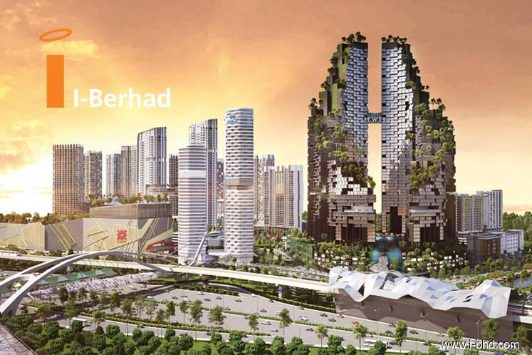I-Bhd 4Q profit falls 59% on lower property development revenue