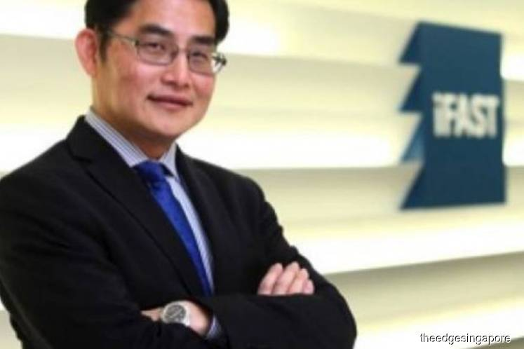 iFAST posts 42.5% lower 1Q earnings of S$1.5m on revenue decline