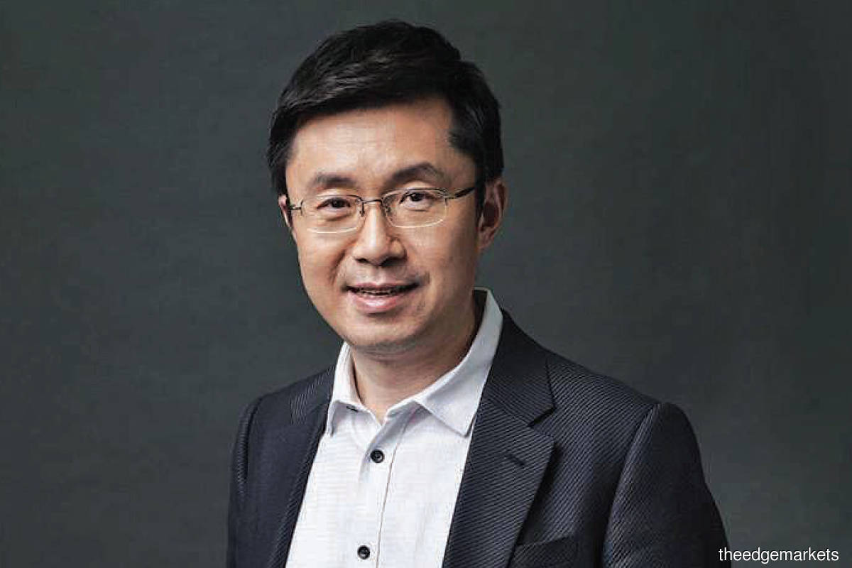 Gong: iQIYI is advocating Asian content outside China, not just Chinese content. (Photo by IQIYI)