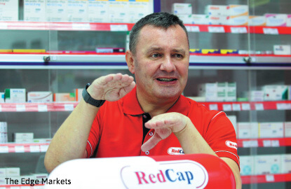 RedCap growing, undeterred by retail gloom