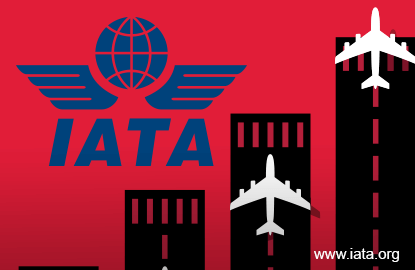 Global airline share prices fell by 6.9% in April, says IATA