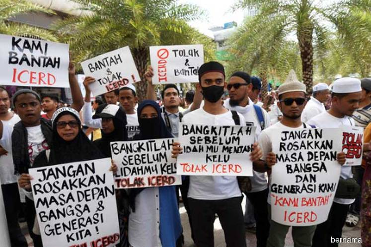 Pas and Umno at it again