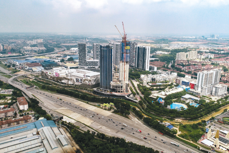 Changing the landscape of Shah Alam
