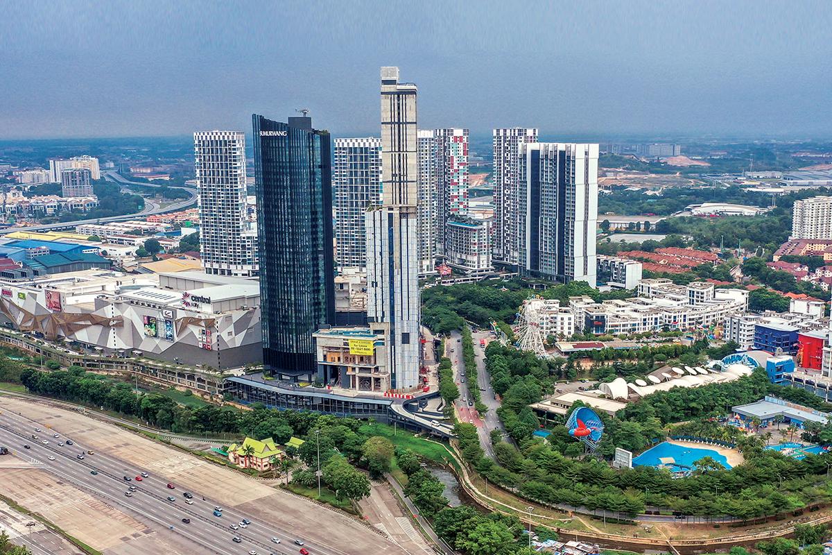 Local blueprint, global footprint