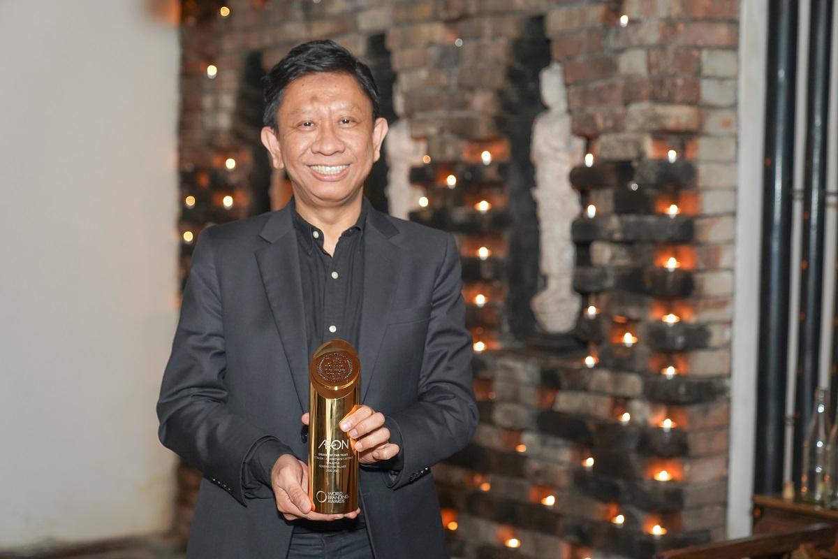 AEON Malaysia bags Brand of The Year award