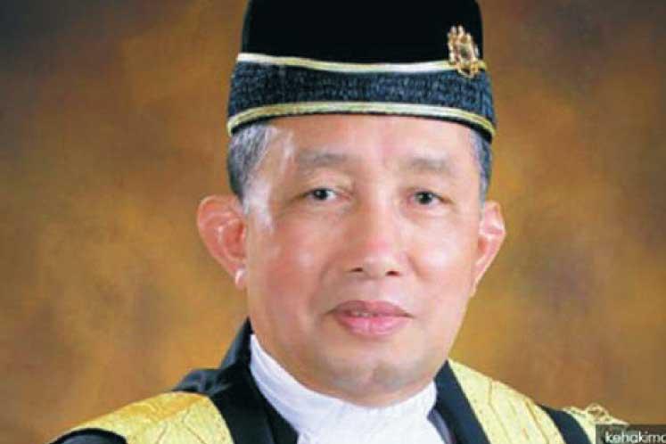 Attorney General Tan Sri Idrus Harun