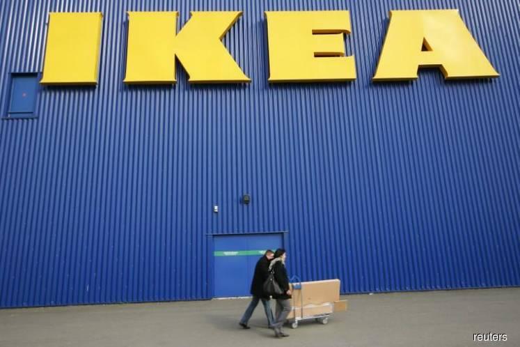 IKEA recalls 8,539 baby bibs in China over choking hazard fears