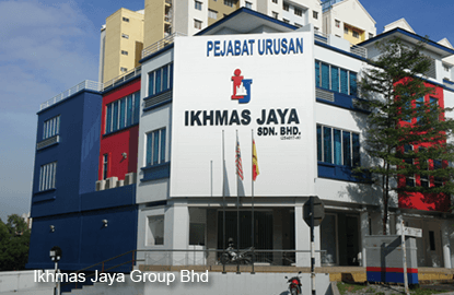 Ikhmas Jaya falls 6.7% on profit taking
