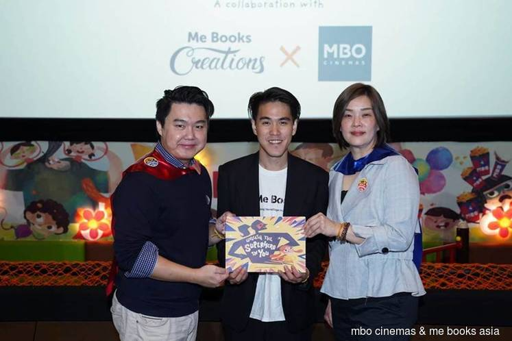 MBO Cinemas and Me Books Asia collaborate to release children storybooks