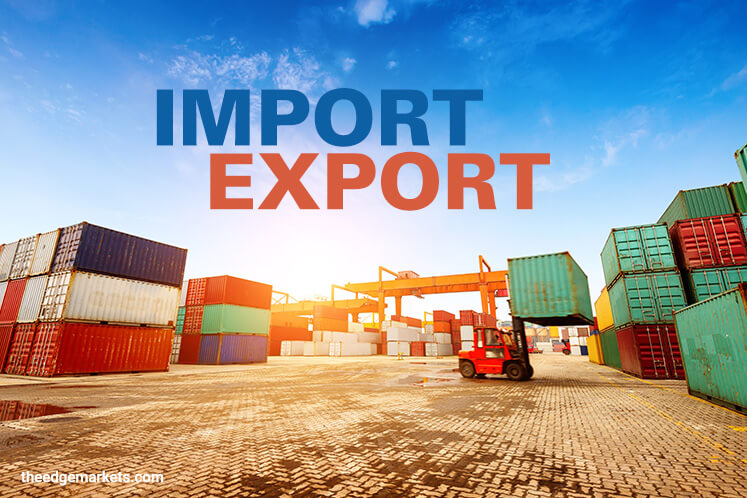 Malaysia's March exports up 24.1% on year, imports rise 39.4%