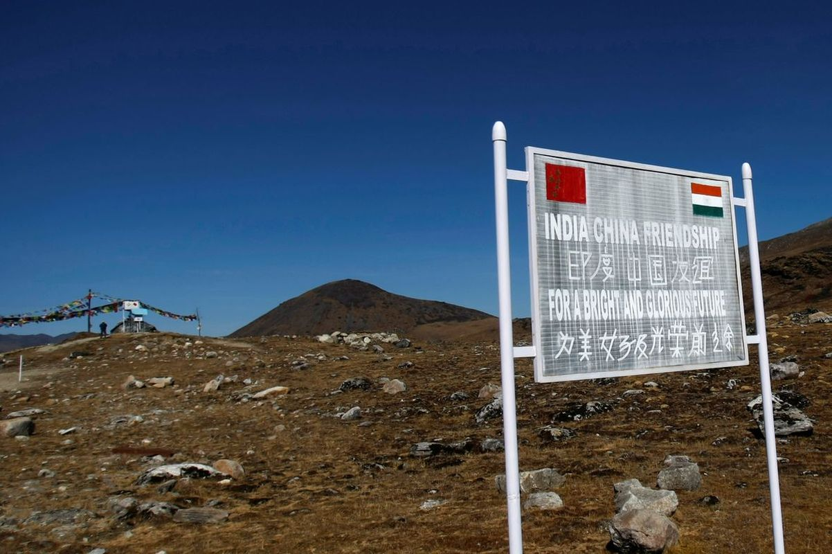 India says it is concerned about China's new border law