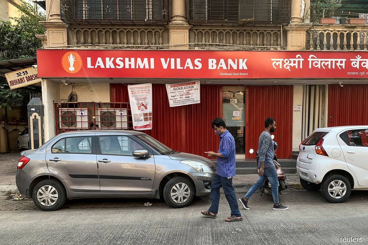 Singapore's DBS says has completed takeover of Lakshmi Vilas Bank