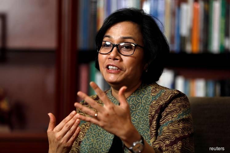 Indonesia's Widodo retains Sri Mulyani Indrawati as finance minister