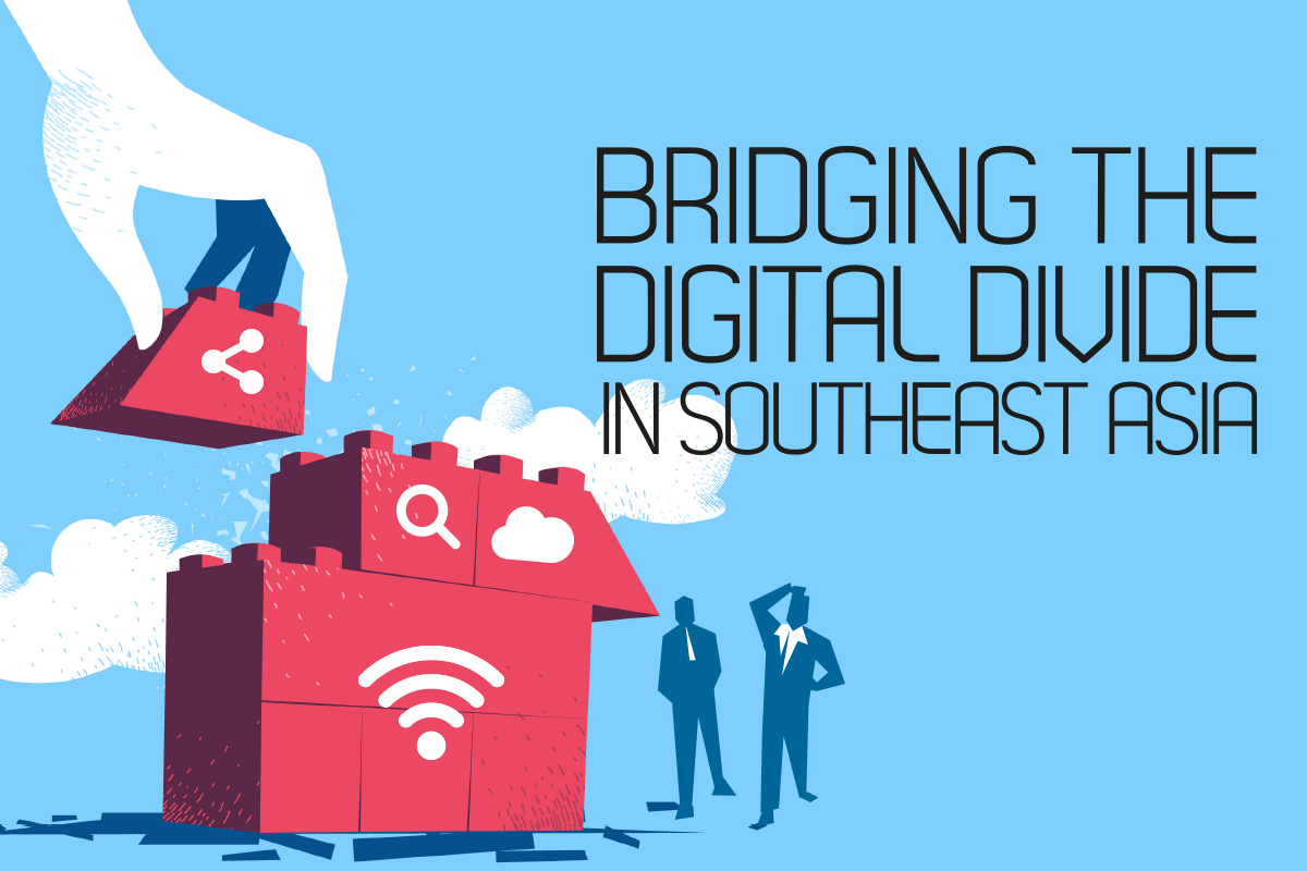 Bridging the digital divide in Southeast Asia