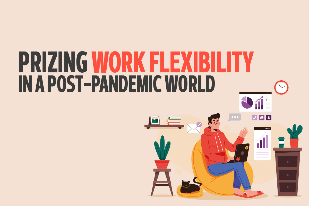 Prizing work flexibility in a post-pandemic world