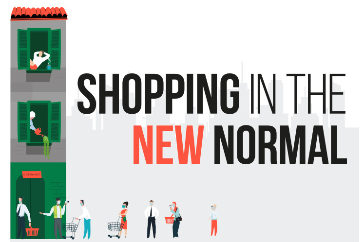 Shopping in the new normal
