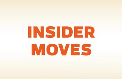 Insider Moves: Ire-Tex Corp, Halex Holdings, Pemanis Sdn Bhd, EG Industries & SapuraKencana Petroleum