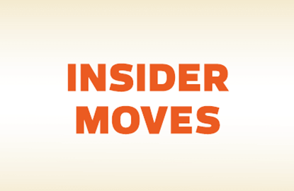 Insider Moves: Asia Poly Holdings, Destini, Compugates Holdings, My E.G. Services, JHM Consolidation