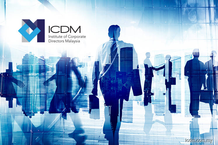 Speak up and find your voice in board meetings, ICDM told