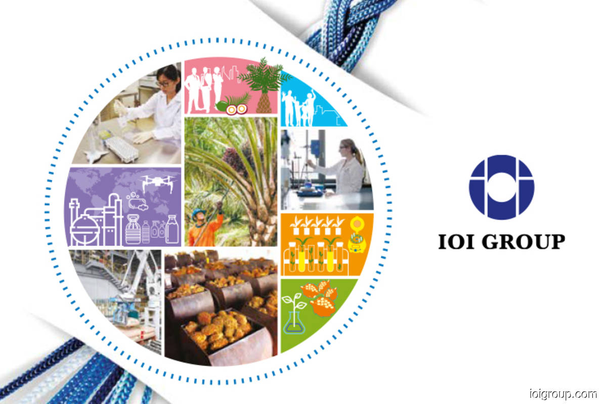 IOI Corp share price up on profit rise, dividend declared