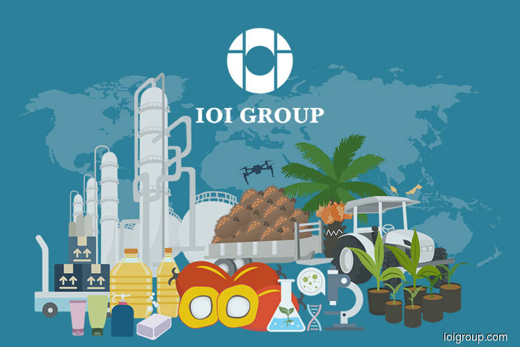 IOI Corp 4Q strengthens on lower forex losses, but full-year earnings down 79%